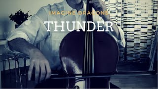 Download Lagu Imagine Dragons - Thunder for cello and piano (COVER) Gratis STAFABAND