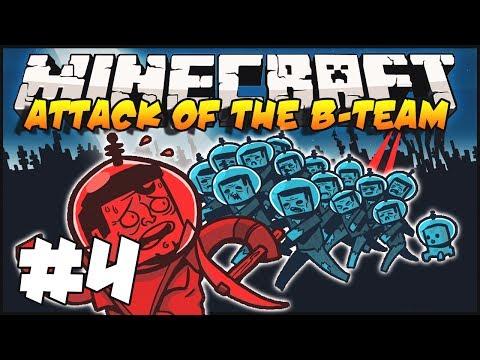 Minecraft - Attack of The B-Team - Ep.4 : Furniture Mod & Swift Present!