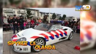 Top 10 Cele mai nebune masini de politie din lume!