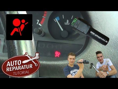 Sitzbelegungsmatte Sensormatte Airbag Fehler BMW E46 E84 X3 X5 [Tutorial] HD sensor mat airbag error