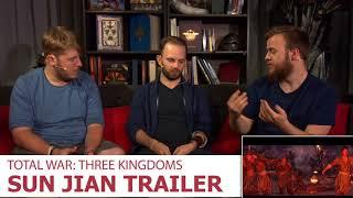 WHO IS SUN JIAN? - TOTAL WAR: THREE KINGDOMS