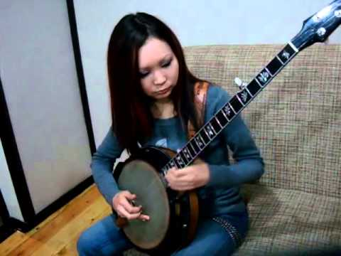 Janna plays Uzbek traditional tune