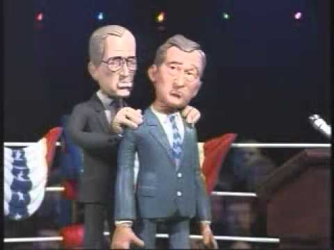 Celebrity Deathmatch - All The Tropes