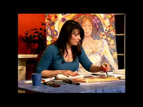 Discover the artist within you as you paint along with local artist, Karrie Evenson. Her colorful commentary adds another layer to her easy style and encoura...