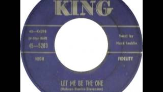 Watch Hank Locklin Let Me Be The One video