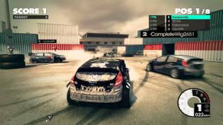 dirt 3 capture the flag