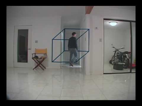 Crazy Cube Illusion!