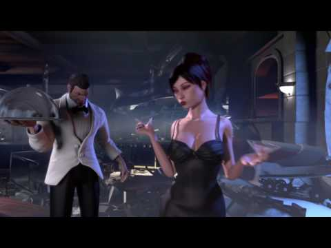E3 2009 - The Agency Trailer Video