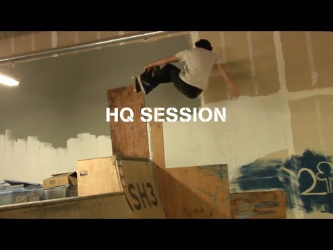 Lowcard HQ Ramp Shesh