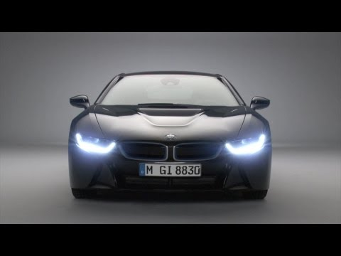 All-New 2014 BMW i8 - Design
