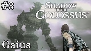 Detonado de Shadow of the Colossus (PS2) - (Level Hard) - Parte 3 - Gaius