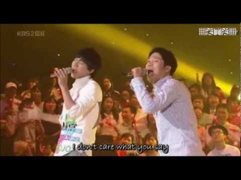 Lee Seung Gi Ft. Mc Mong - Because You're My Woman video