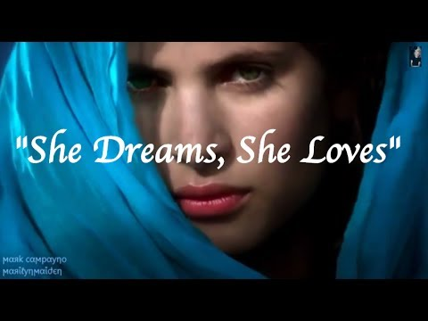 she Dreams, She Loves - Video By Marilyn Maiden video
