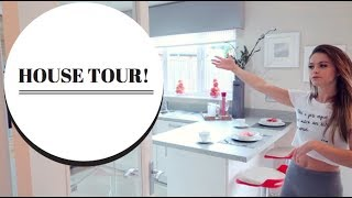 MY FIRST HOUSE TOUR!!
