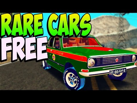 GTA 5 Online - RARE CARS FREE Location 1.20/1.22 - Secret Rare Vehicle...