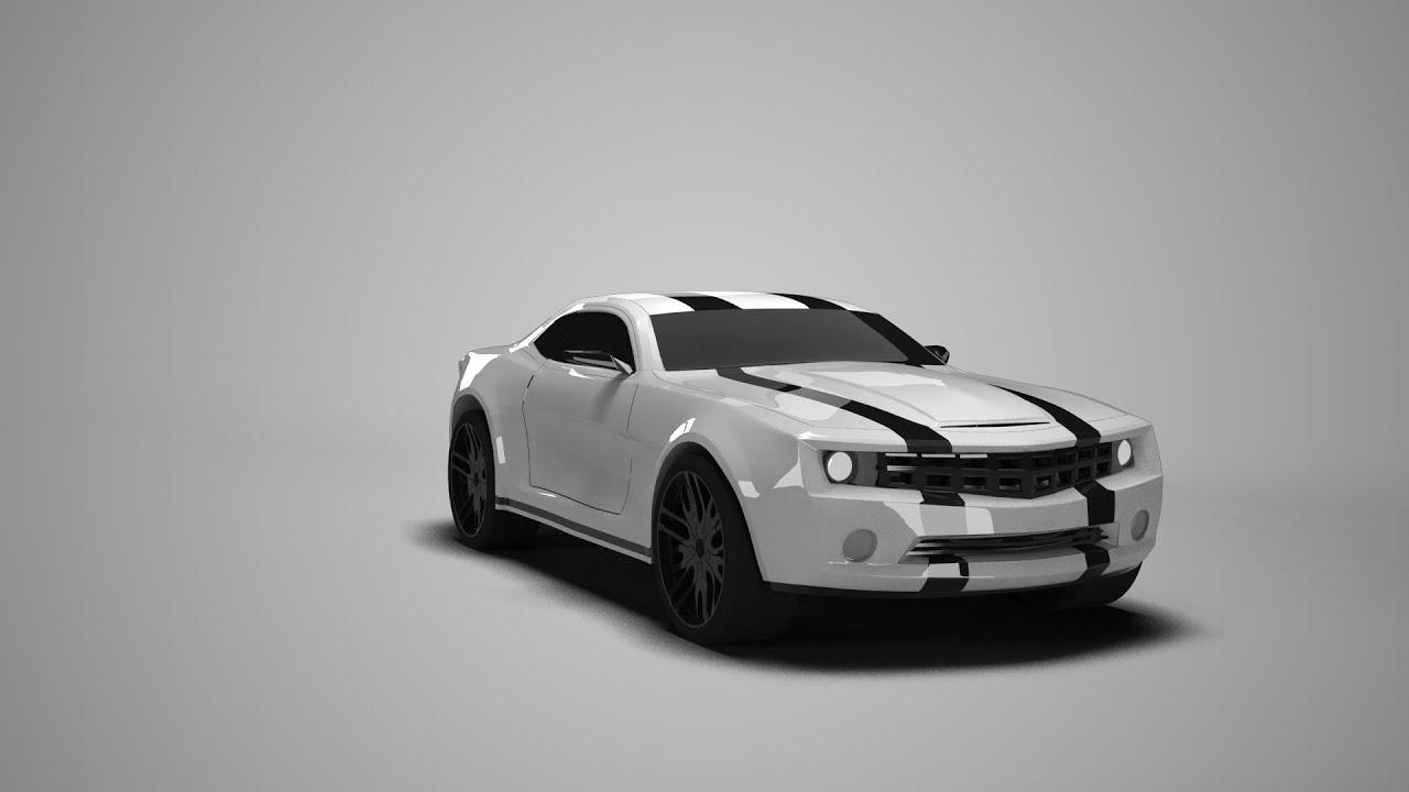3ds Max Exterior Models Modeling Car 3ds Max Tutorial