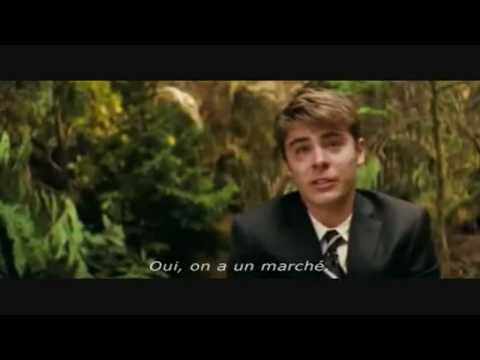 Watch Le Secret de Charlie (Charlie St Cloud) Trailer VOSTFR