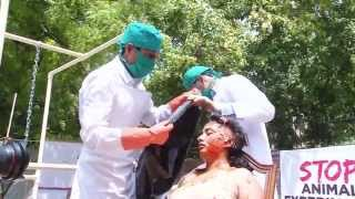 Woman 'Experimented On' in Delhi