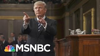 Joe: President Donald Trump In Alternate Reality With Reform Talk | Morning Joe | MSNBC