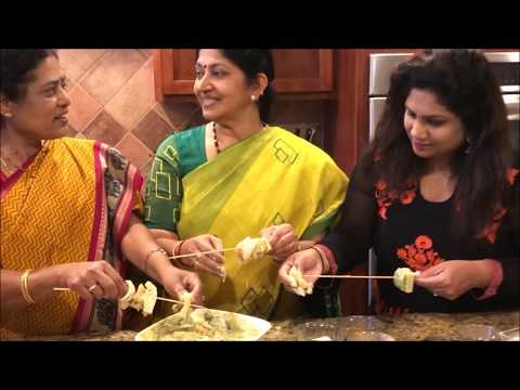 Paneer Hariyali | Paneer recipes in telugu | Indian snack recipes for kids