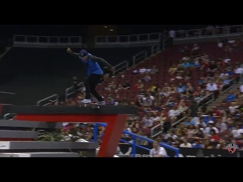 Street League 2012: Air Force Reserve Top Ranked Qualifier