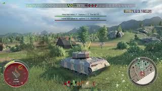 World of Tanks Xbox one T14 9 Kills