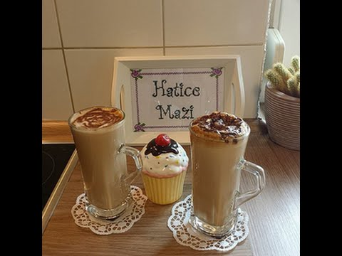 Sütlü Köpüklü Kahve Tarifi Videosu - Kahve Tarifleri