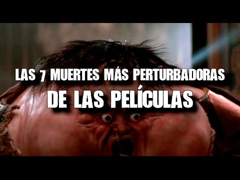 Las 7 muertes más horribles y perturbadoras de las películas
