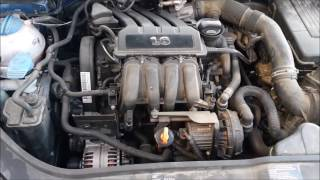 Motor Sesi: VW Golf 5 / 1.6i / 102 PS