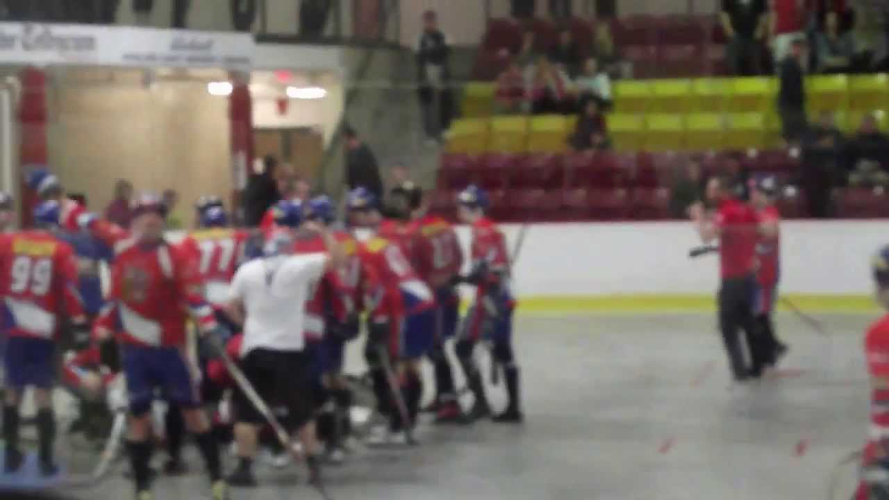Hockey fight - video dailymotion