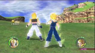 Dragon Ball: Raging Blast 2 - Vegito VS Gogeta