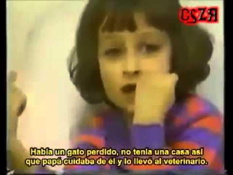 Entrevista niña psicopata