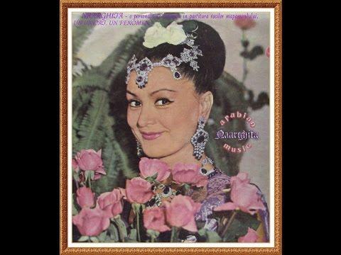 NAARGHITA - GREAT ARTIST ROMANIAN WHO SING MUSIC HINDI