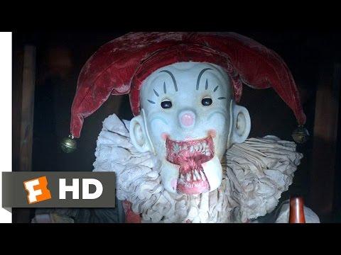 Krampus - Der Klown, Eater Of Children Scene (5/10)   Movieclips