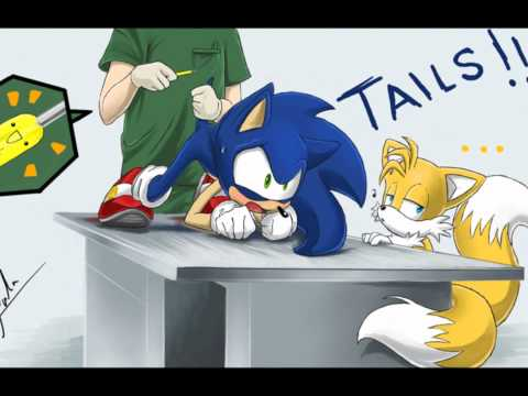 Funny Sonic Pics(1) - Moves like Jagger
