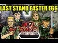 Nazi Zombie: Last Stand Easter Egg: Part 6 (World At War Cust...