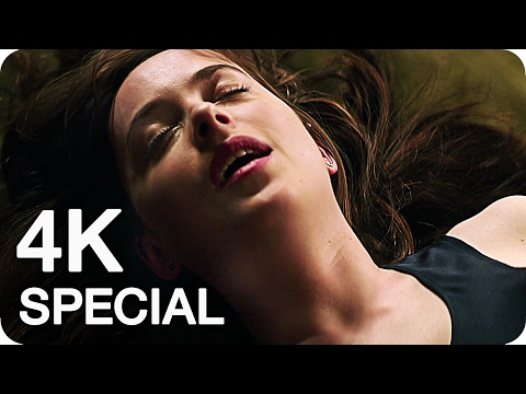 FIFTY SHADES DARKER Clips & Trailer 4K UHD (2017) Fifty Shades of Grey 2