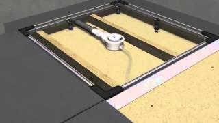kaldewei the complete wetroom solution for enameeled. Black Bedroom Furniture Sets. Home Design Ideas