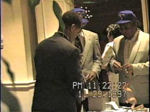 1997  CAMERON BLUE & GOLD BALL  PT 2