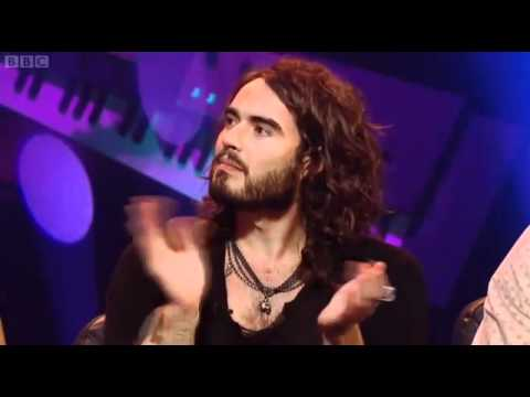 Simon imitates Russell on never mind the buzzcocks.