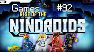 Games: Ninjago - Rise of the Nindroids