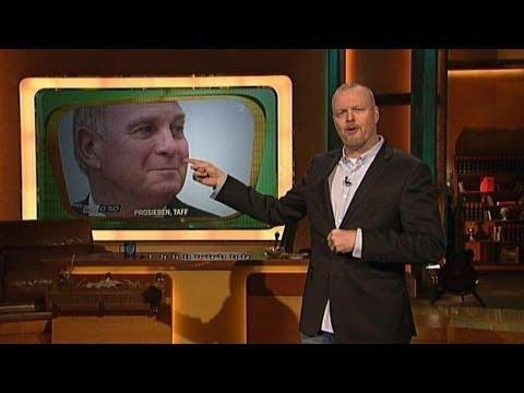 Uli Hoeneß will anderen Knast - TV total