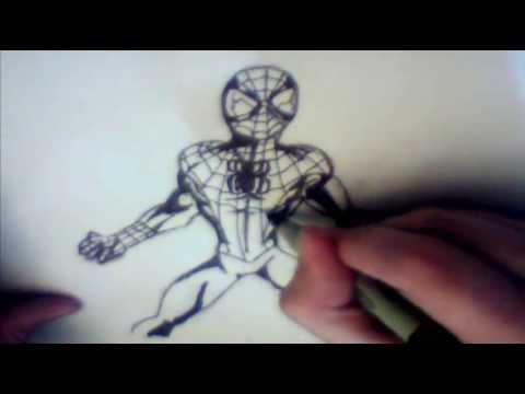 hqdefault jpgHow To Draw Ultimate Spider Man