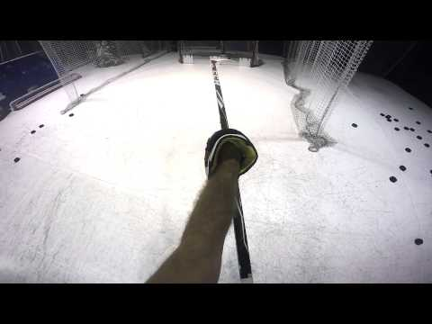 Классический хоккейный бросок от тренировочного центра Be Like Pro