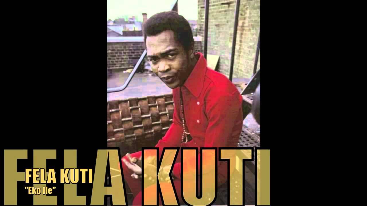 Fela Ransome Kuti & Africa 70* Fela - Monkey Banana / Excuse 0