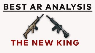 Guide: Best AR Analysis (Patch #14) - PUBG Gameplay Tips and Tricks