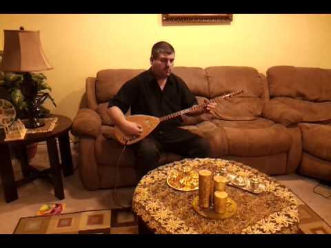 Turkmen Music- Halit Sarikahya, Canada Turkmen Association video
