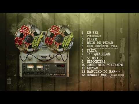 CIDADE VERDE SOUNDS - UMDO12 (Album Completo) 2017