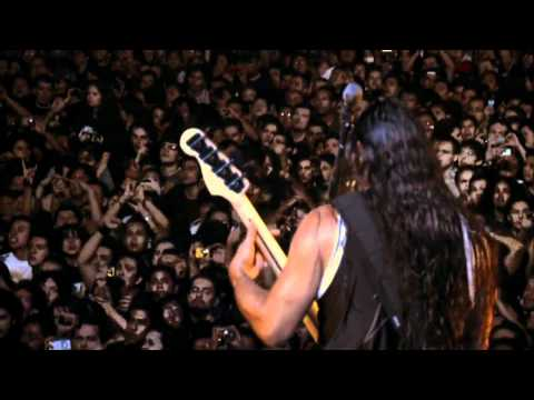 Metallica - Turn The Page (live In Mexico 2009) (hd) video