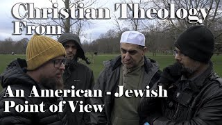 Video: Christian theology is based on decisions made in Rome - Hashim vs American Jew